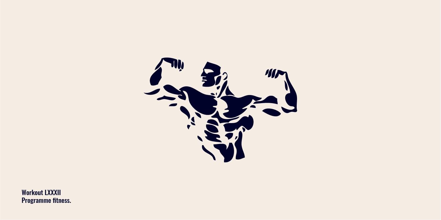 Logo Workout 82 : programme sportif