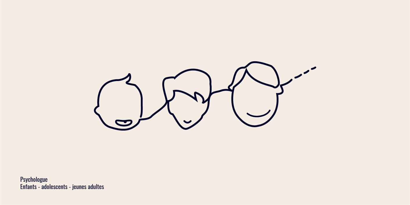 Logo psychologue enfants-ados-jeunes adultes