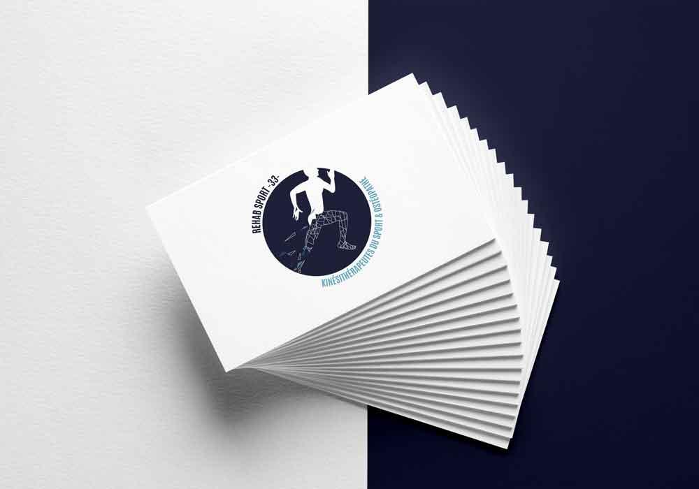 Rehab sport 33 – logo