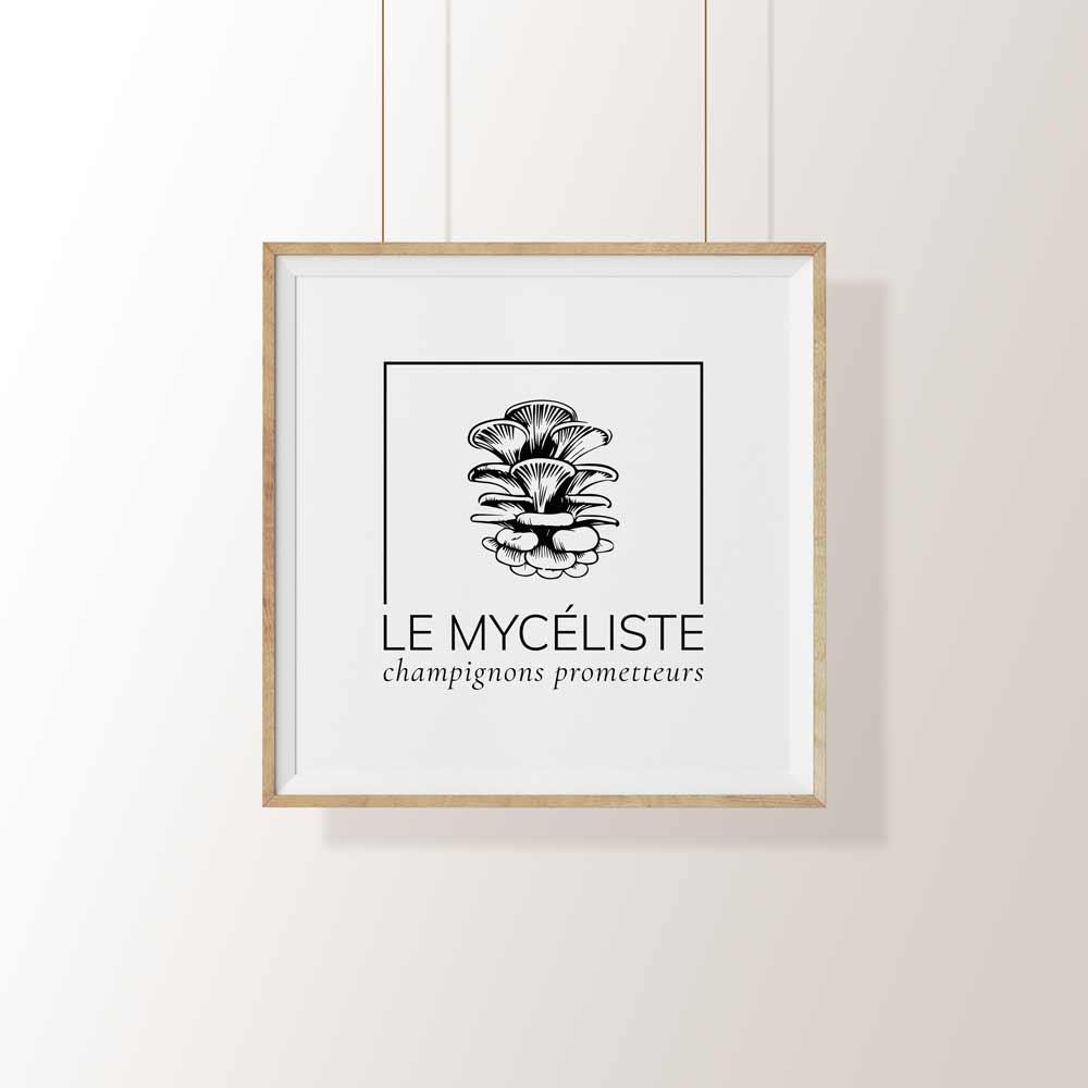 Logo Le Mycéliste
